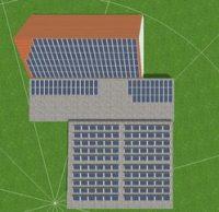 Eine Solaranlage für den TV Büttelborn - Energiegenossenschaft Starkenburg startet neues Klimaschutzprojekt mit Bürgerbeteiligung