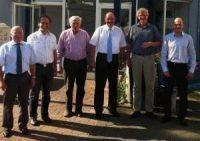 Im Gespräch mit Dr. Michael Meister – Besuch des MdB bei den Energiegenossen in Heppenheim