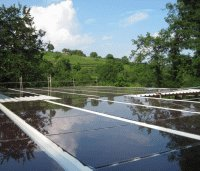 Mehrzweckhalle wird Sonnenkraftwerk - Energiegenossenschaft Starkenburg stellt am 5. Mai Projekt in Ober-Laudenbach vor