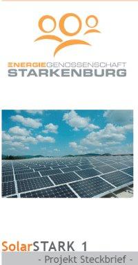 Startschuss für Bürgerbeteiligung - Energiegenossenschaft Starkenburg (ES) informiert alle Interessenten über Beteiligungsmöglichkeiten
