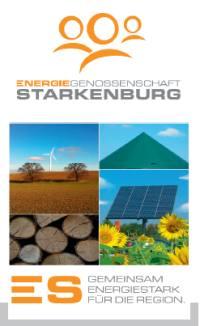 Energiegenossenschaft Starkenburg präsentiert neuen Flyer