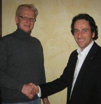 Erstes Treffen mit Energiegenossenschaft Odenwald