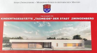 Energiegenossenschaft gewinnt Ausschreibung für PV-Projekt auf kommunalem Kindergarten in Zwingenberg